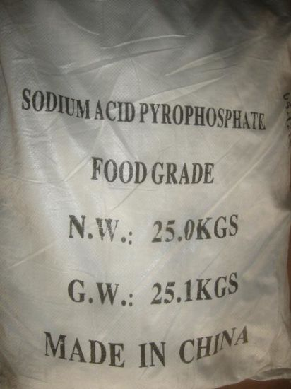 Sodium Acid Pyrophosphate (sapp) Food Additive Chemical